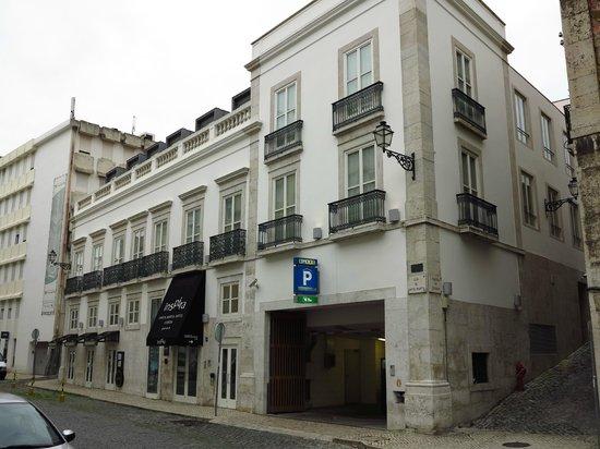 Inspira Santa Marta Hotel: Hôtel & site hôtelier