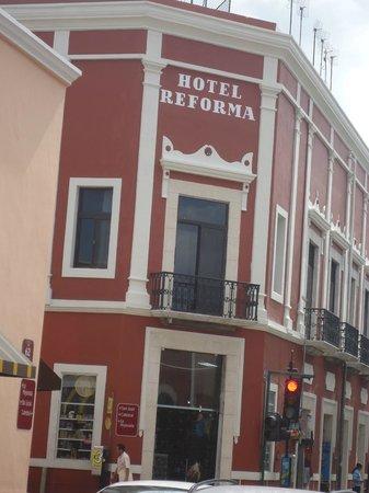 Hotel Reforma: hotel