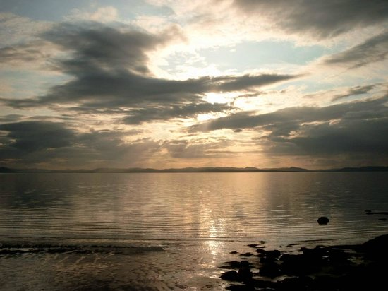 Portmahomack Sky Clouds - Dolphin View Hol