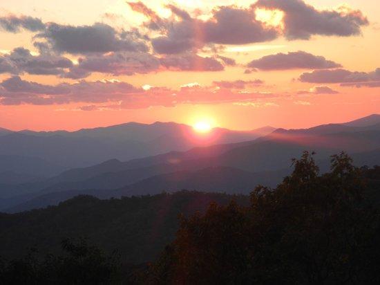 Sunset in Roaring Fork