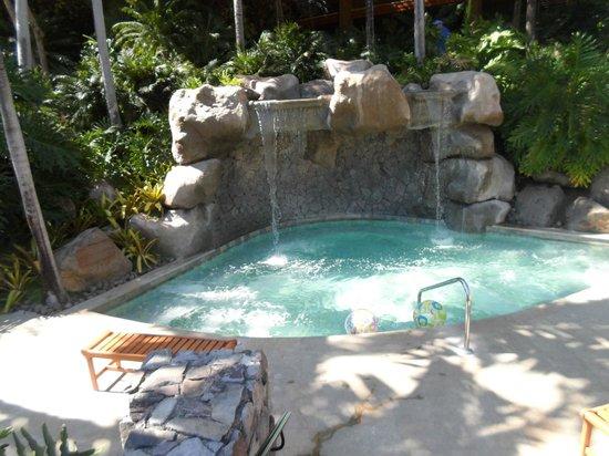 Four Seasons Resort Costa Rica at Peninsula Papagayo: Hot tub