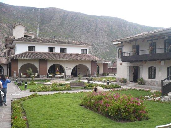 Sonesta Posadas del Inca Yucay:                   Las habitaciones