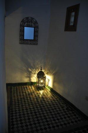 Dar Iman: stairwell