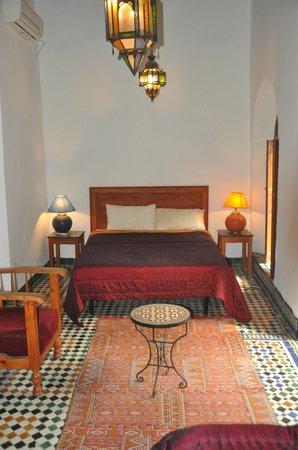 Dar Iman: bedroom