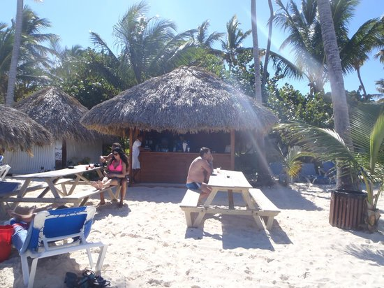 Natura Park Beach - EcoResort & Spa: Beach Bar