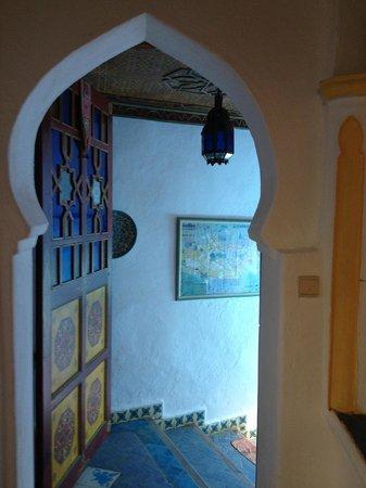 Dar Meziana Hotel: Entrance