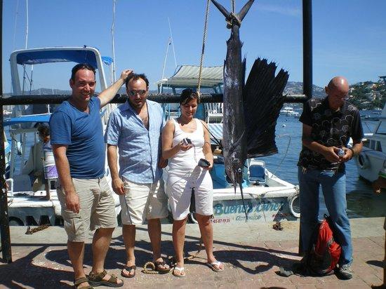 Hotel Evasion : pêche en mer