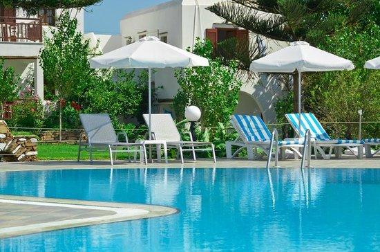 Birikos Studios & Apartments: Pool