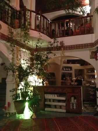 Dar Meziana Hotel: Lounge
