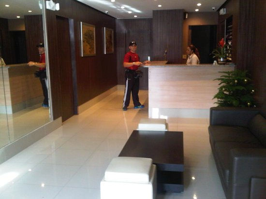 NUEVO LOBBY MINIMALISTA HOTEL BELLA VISTA