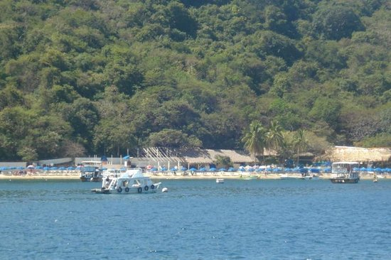 Hotel Evasion: visite - île de la Roqueta