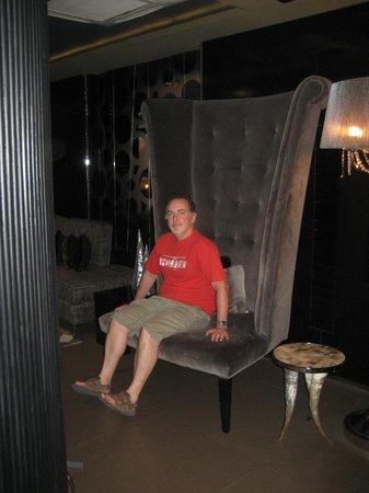 Lennox Hotel Buenos Aires:                   Lobby