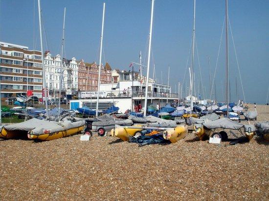 Bistro 45:                   Sailing Club Opposite