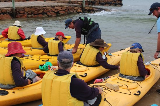 Freycinet Adventures:                   Training