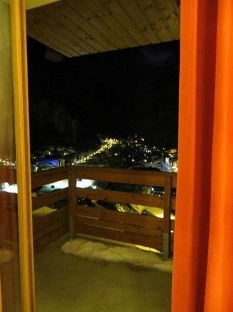 Résidence Les Chalets Valoria : Balcony