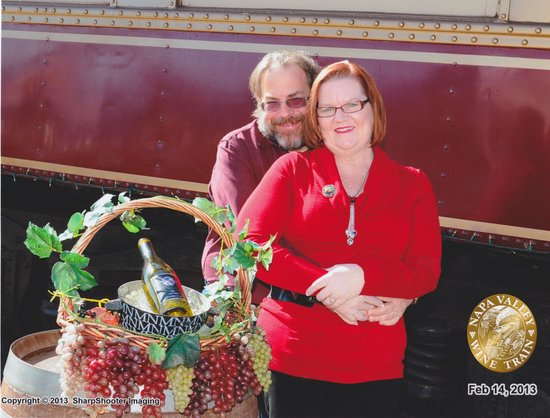Napa Valley Wine Train:                   Valentine's Day