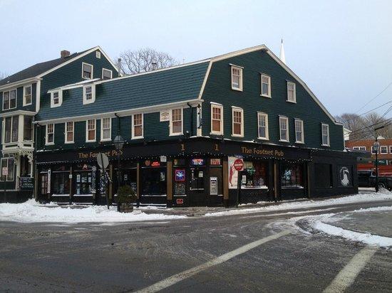 The Fastnet Pub:                   Fastnet Pub