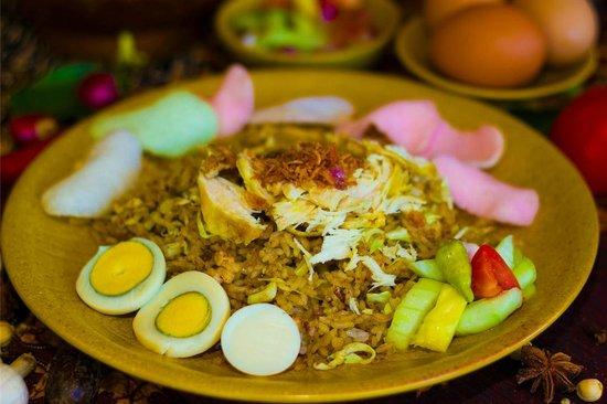 Pondok Tempo Doeloe: Nasi Goreng Jawa