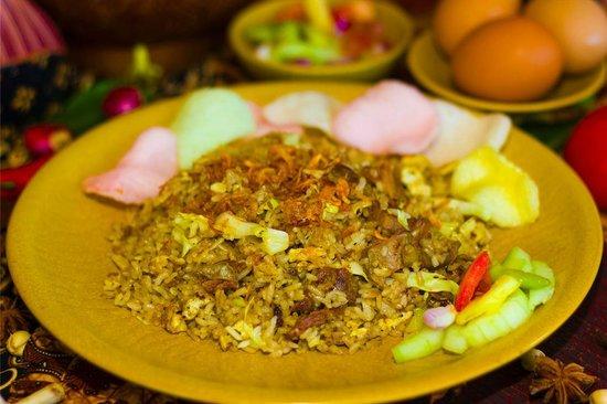 Pondok Tempo Doeloe: Nasi Goreng Kambing