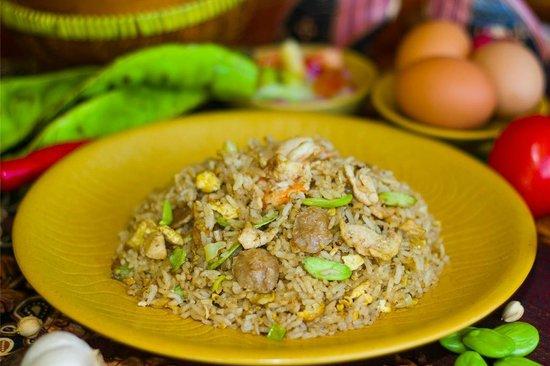 Pondok Tempo Doeloe: Nasi Goreng Pete