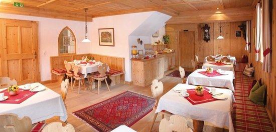 Altes Thonihaus: Frühstückraum