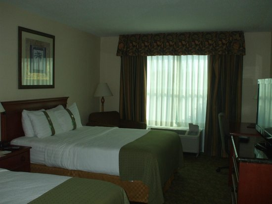 Holiday Inn Hotel & Suites St. Augustine/Historical District : Nice quiet room.