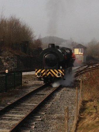Peak Rail:                                     Sapper