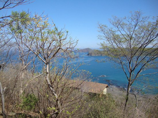 Four Seasons Resort Costa Rica at Peninsula Papagayo:                                     View from deck