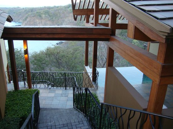 Four Seasons Resort Costa Rica at Peninsula Papagayo:                                     Our villa