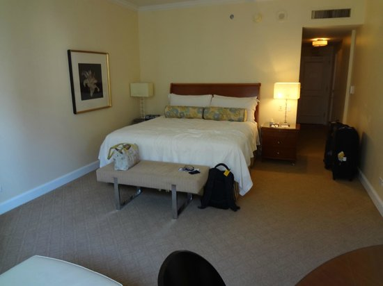 Beverly Wilshire Beverly Hills (A Four Seasons Hotel):                   Double room