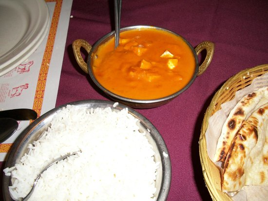 Karma Indian Cuisine:                   Paneer Masala wins for best dish of the evening.
