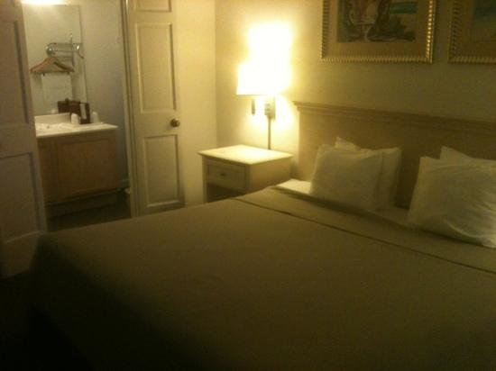 Best Western Plus - Island Inn:                   rm 108