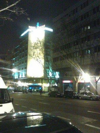 AC Hotel Carlton Madrid:                   hotel