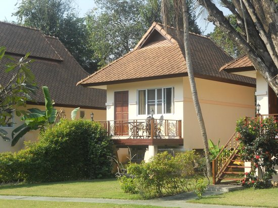 Centre of the Universe:                   Our holiday bungalow