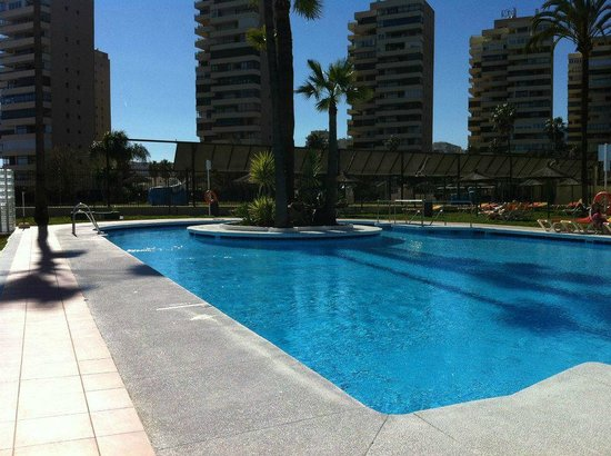 Sol Principe:                   Pool view