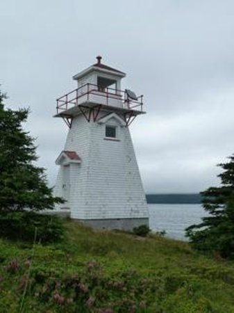 Lighthouse at Woody Point, NL