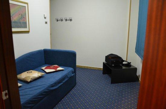 Hotel Barsotti:                   altra stanza che fa parte della camera
