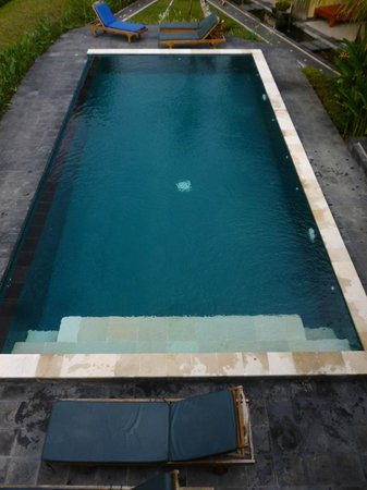 Biyukukung Suites and Spa: 2ª Piscina