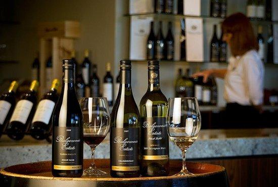 Australian Wine Tour Company: Balgownie Estate - Cellar door