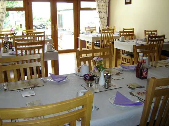 Alverna House B&B: Dining Room