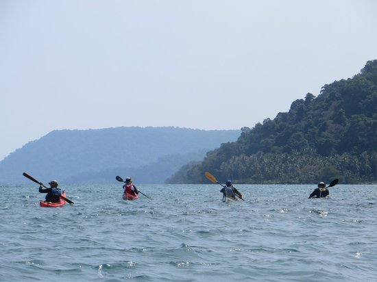 Kayak Chang Day Tours