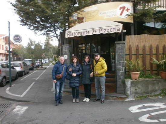 Nicolosi, Italia:                   Sempre all'altezza anche senza prenotazione.
