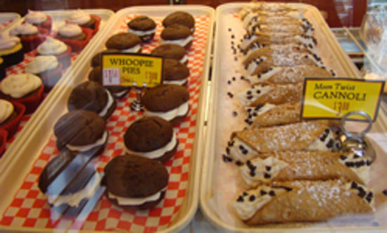 The Man in the Moon Bake Shoppe and Cafe: Some of our delectiale treats