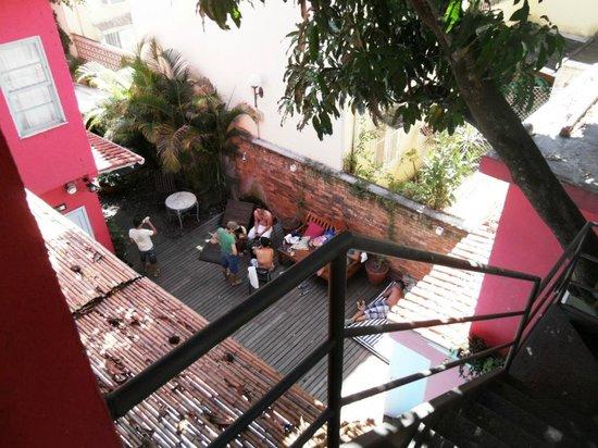 Bonita Ipanema Pousada & Hostel:                   vista