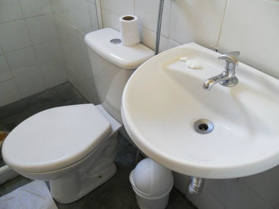 Bonita Ipanema Pousada & Hostel:                   banheiro