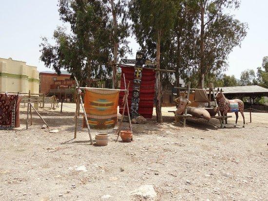Oasys MiniHollywood: poblado indio
