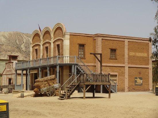 Oasys MiniHollywood: wild west