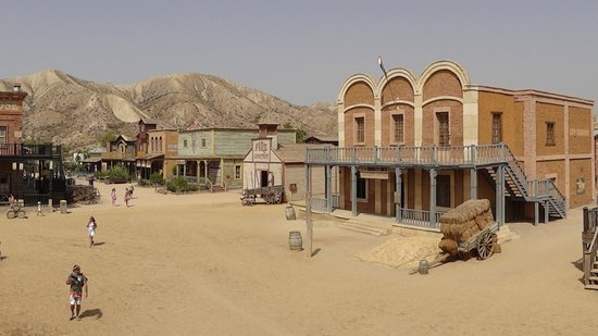 Oasys Mini Hollywood: wild west