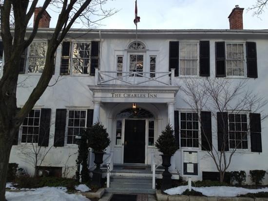 The Charles Hotel:                   The Charles Inn