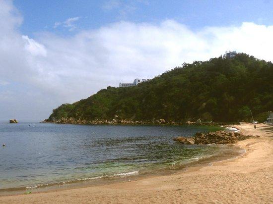 Cheung Chau Island:                   Cheung Chau Beach